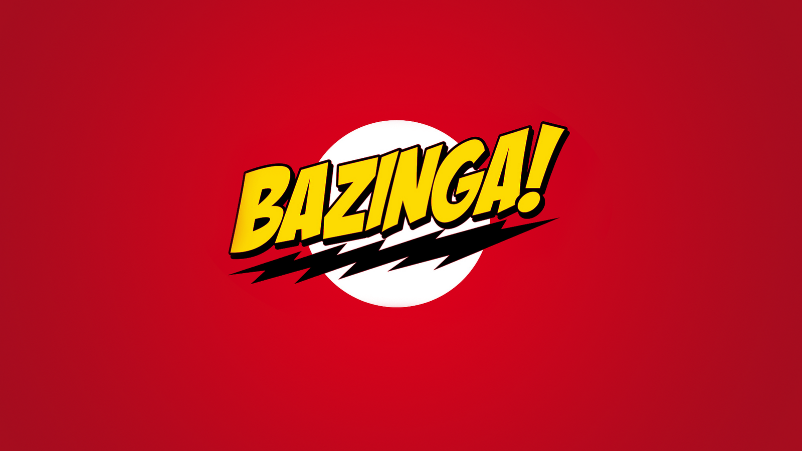 Bazinga! Wallpaper