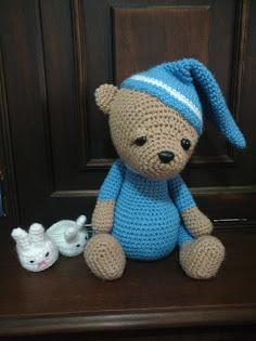 Yarn - ☁ Naninha + Coruja + Ursinho de Pijama ... | 315x236
