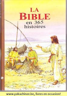 Mary Batchelor et John Hayson, la Bible en 365 histoires