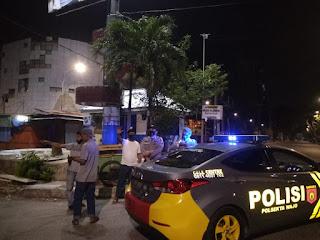 Ciptakan Kamtibmas Kondusif Dimasa Kampanye, Polsek Wajo Tingkatkan Patroli Malam