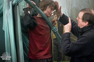 A Throwback Thursday photo - Harry Potter