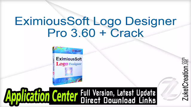 EximiousSoft Logo Designer Pro 3.60 + Crack