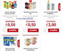 Logo Buonpertutti : stampa 11 coupon per la spesa ( scaricabili anche più volte ciascuno)