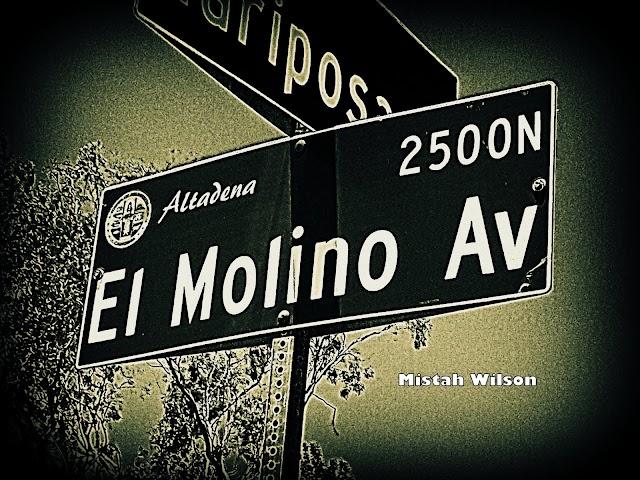 El Molino Avenue, Altadena, CA by Mistah Wilson