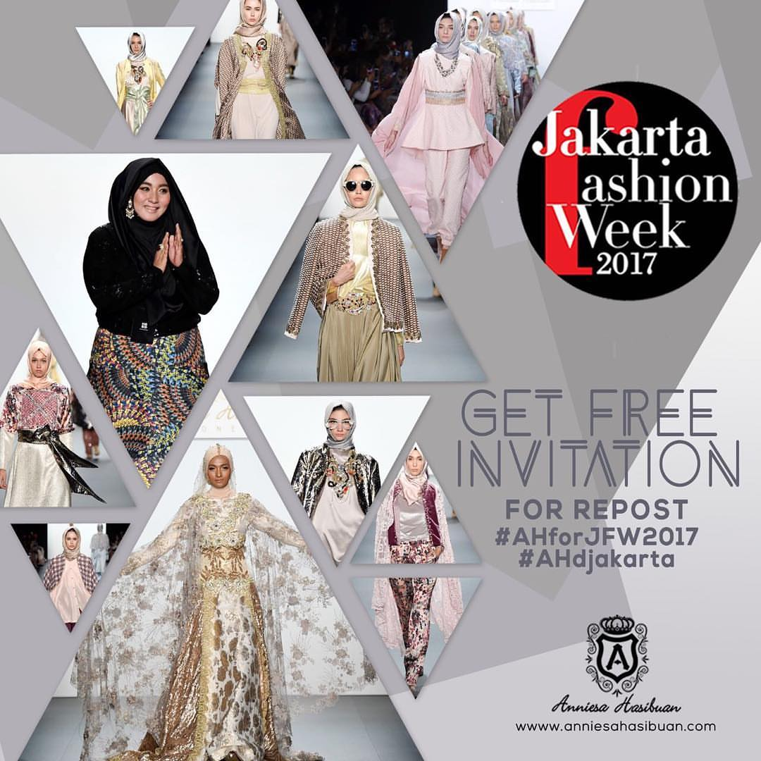 Fashion beauty braindaftar pemenang free invitation jakarta just repost this picture with hastagahforjfw2017 ahdjakarta and tag 3 of your friends stopboris Gallery