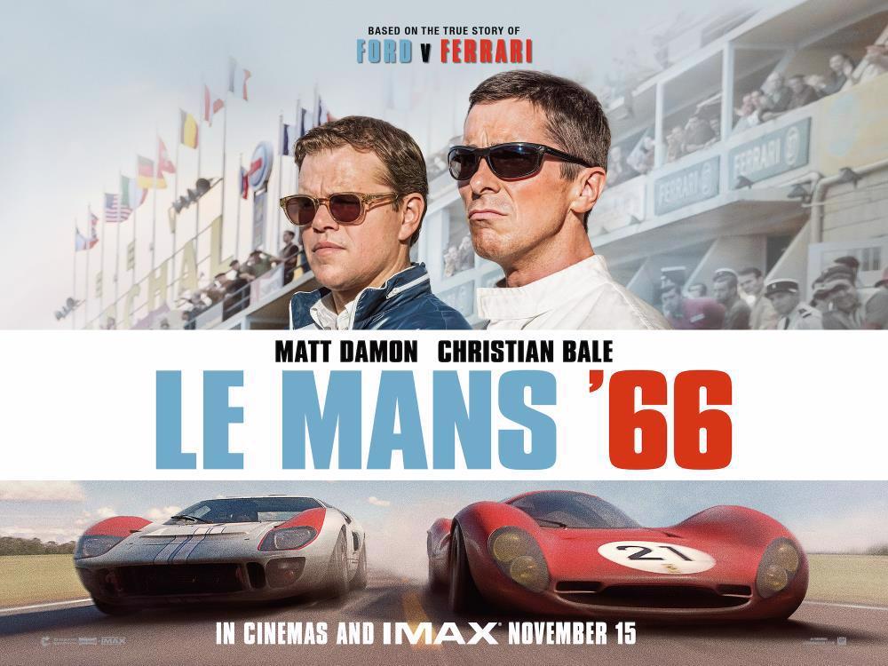 Maximum Mini Le Mans \u002766 , now in a theatre near you