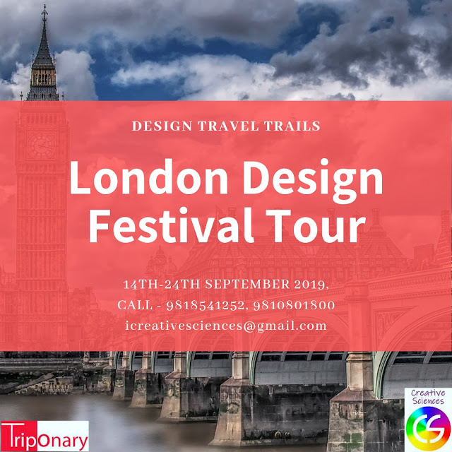 LONDON DESIGN FESTIVAL TOUR