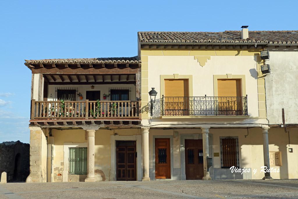 Plaza Mayor de Cpgolludo