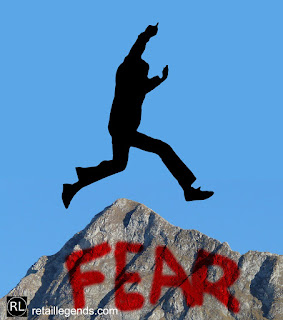 Take control of your fears