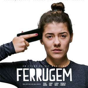 Poster do Filme Ferrugem