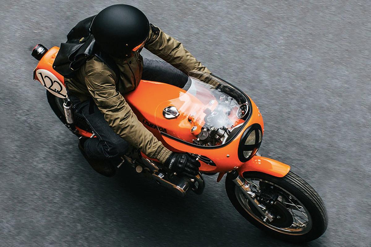 Skilling Up - Steven Wilson Honda CB750 | Return of the