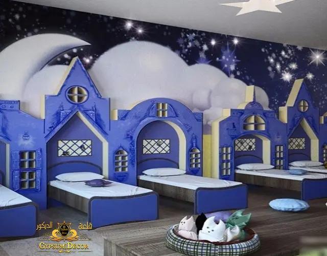 كتالوج دهانات غرف نوم اطفال