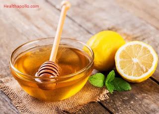 Lemon and Honey for allergy