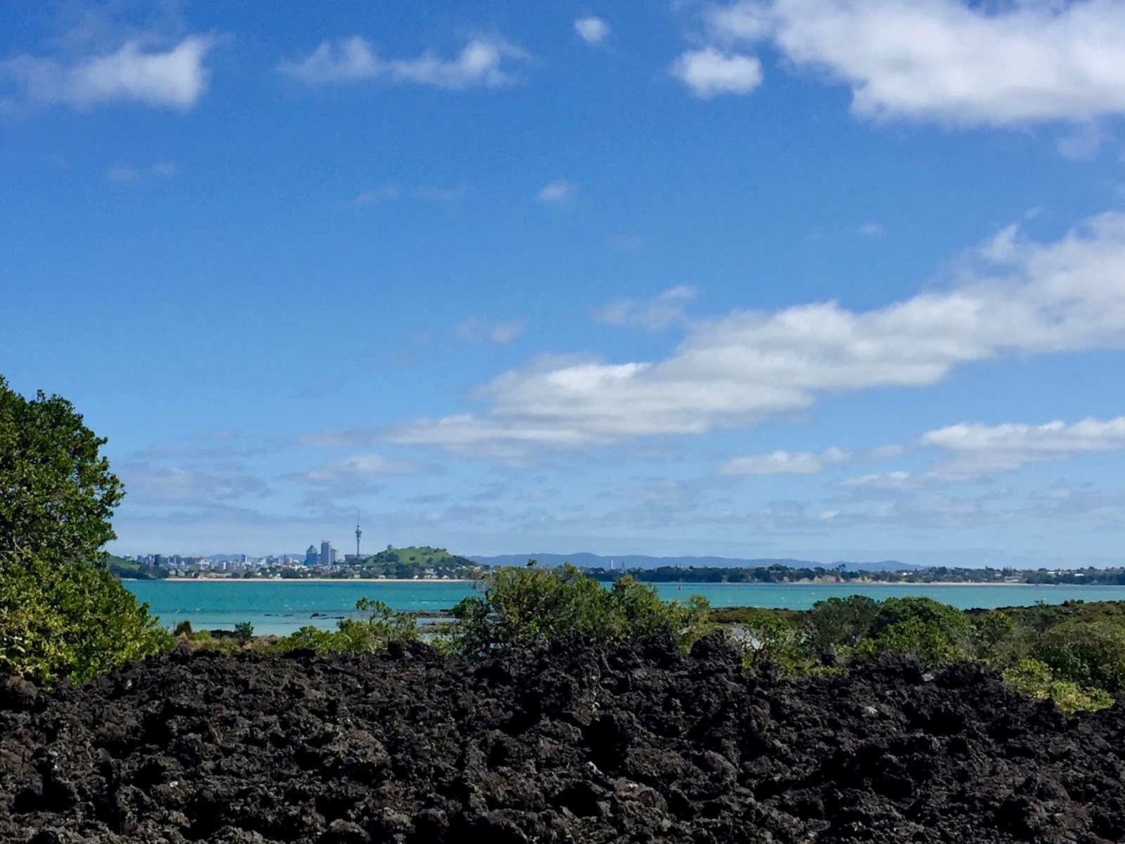 View from Rangitoto Summit Track, Auckland, best walks in New Zealand
