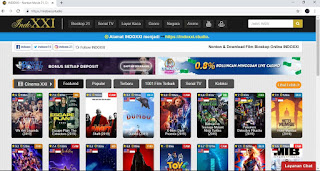 Cara Download Film Di Laptop Dan Hp Gratis
