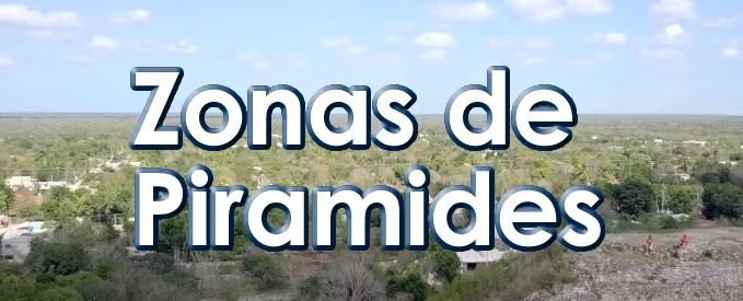 Zonas de Piramides para visitar en Mexico