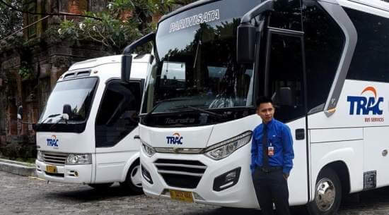 TRAC : Perusahaan Transportasi Solusi Antar Jemput Karyawan Selama PSBB