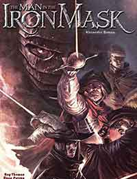 The Man in the Iron Mask Comic
