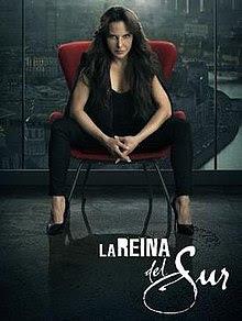 La reina del sur Temporada 2 720p Español Latino