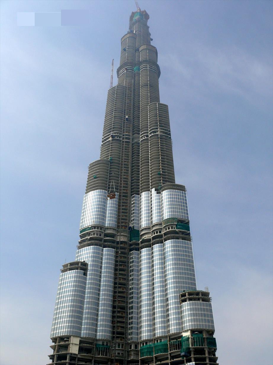 World Most Popular Places: Burj Khalifa Dubai