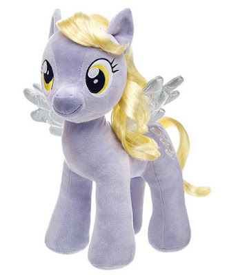 Build a Bear Derpy Hooves Plushie