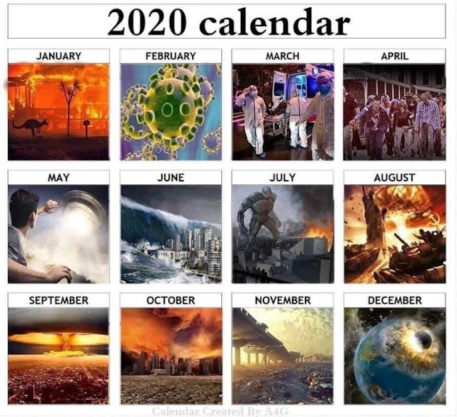 MEME UPDATE: 2020 - YOU'LL MISS THE RIOTS WHEN THE UFOs LAND