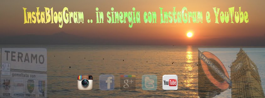 InstaBlogGram, in sinergia con Instagram e YouTube