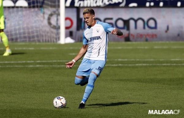 """Josua Mejías - Málaga -: """"Me encuentro muy bien y estamos haciendo buenos partidos"""""""