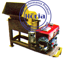 Mesin pencacah jerami