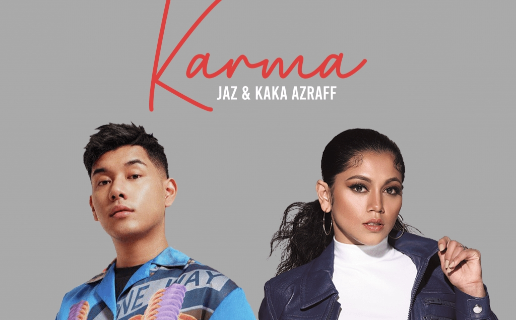 Lirik Lagu Kaka Azraff & Jaz - Karma (OST Takdir Yang Tertulis)