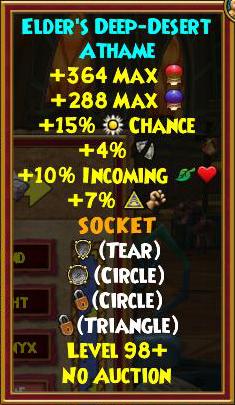 Best Myth Gear (Level 120+) | Wizard101