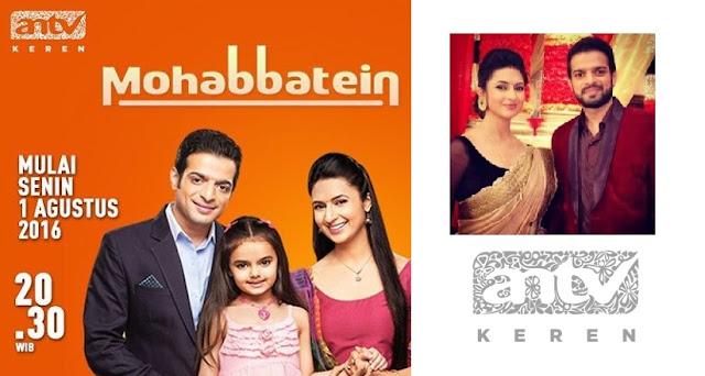 Mohabbatein (ANTV)