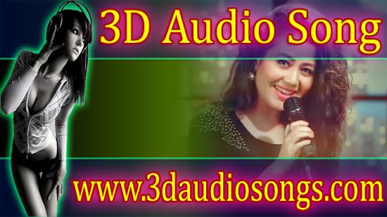 3D Audio Songs