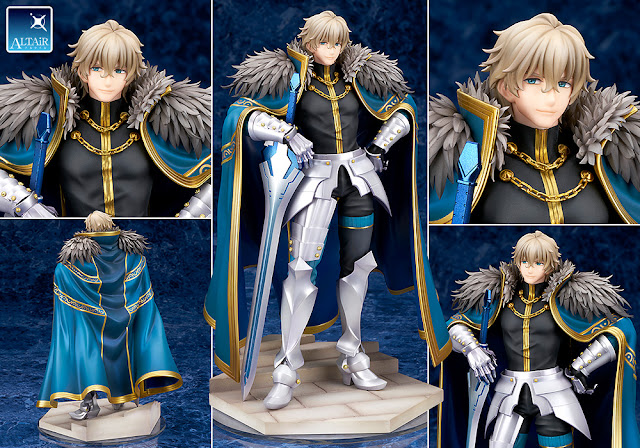 Figura de Saber/Gawain 1/8 de Fate/Grand Order, amie x ALTAiR