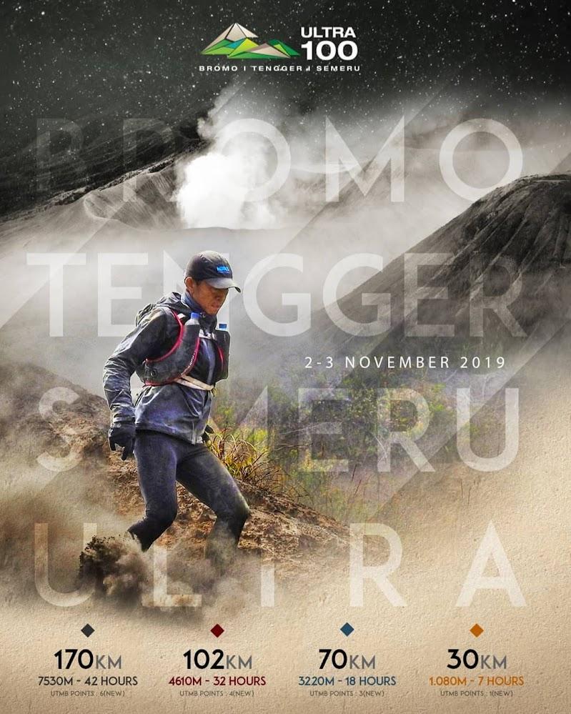 Bromo Tengger Semeru Ultra • 2019