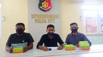 Amppera Desak Polda NTT Segera Tahan Dua Tersangka Kasus Dugaan Korupsi Awololong