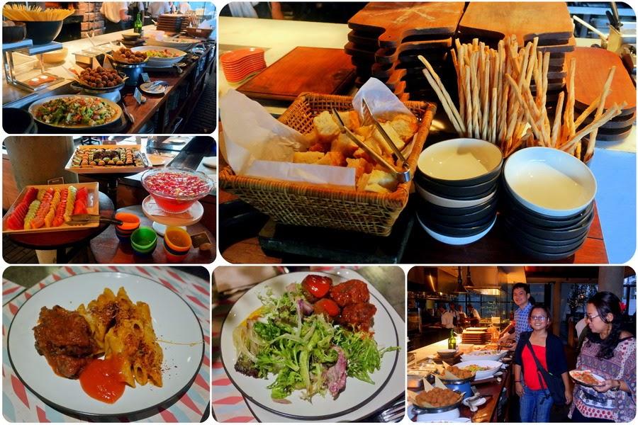 Menu Makanan di Ocha & Bella Resto