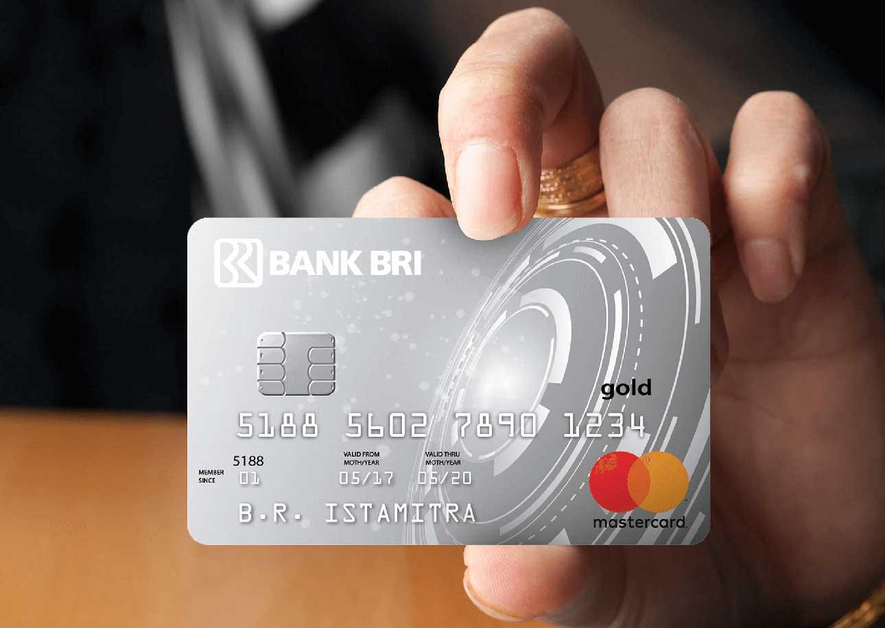 cara buat kartu kredit bri online