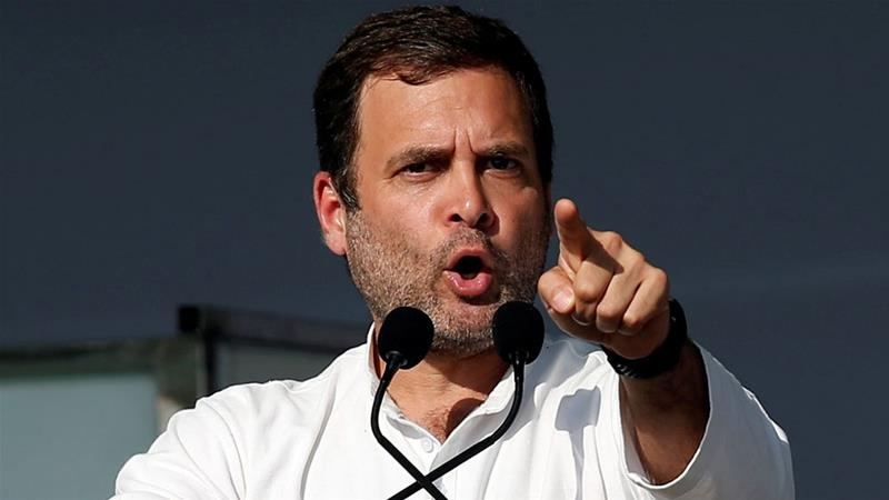 The country will have to pay a huge fine for the incompetence of the government: Rahul Gandhi,www.thekeralatimes.com