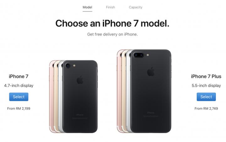 Harga Terkini iPhone 7 dan iPhone 8 Malaysia