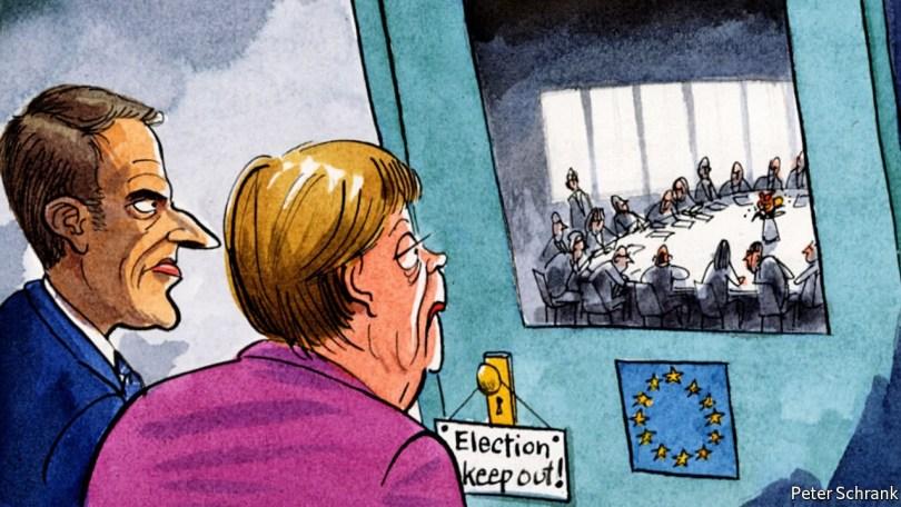 Ο άλλος δρόμος για την Ευρώπη