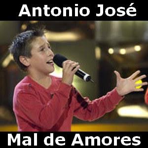 Antonio Jose - Mal de Amores