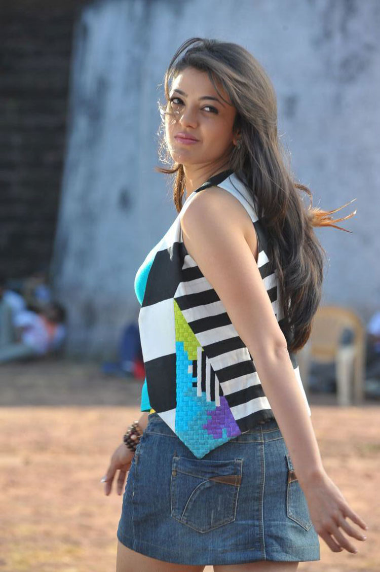 Kajal Agarwal In Angry Mode Latest Hot Pics Hot