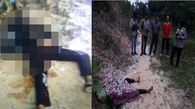 Wanita Hamil di Pekanbaru Tewas Dibakar Kekasihnya Sendiri