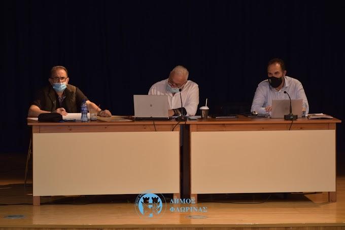 Τις επόμενες μέρες ο τελικός ανάδοχος για το έργο του φυσικού αερίου στη Φλώρινα - Τι ανακοίνωσε ο Δήμαρχος Βασίλης Γιαννάκης στο δημοτικό συμβούλιο