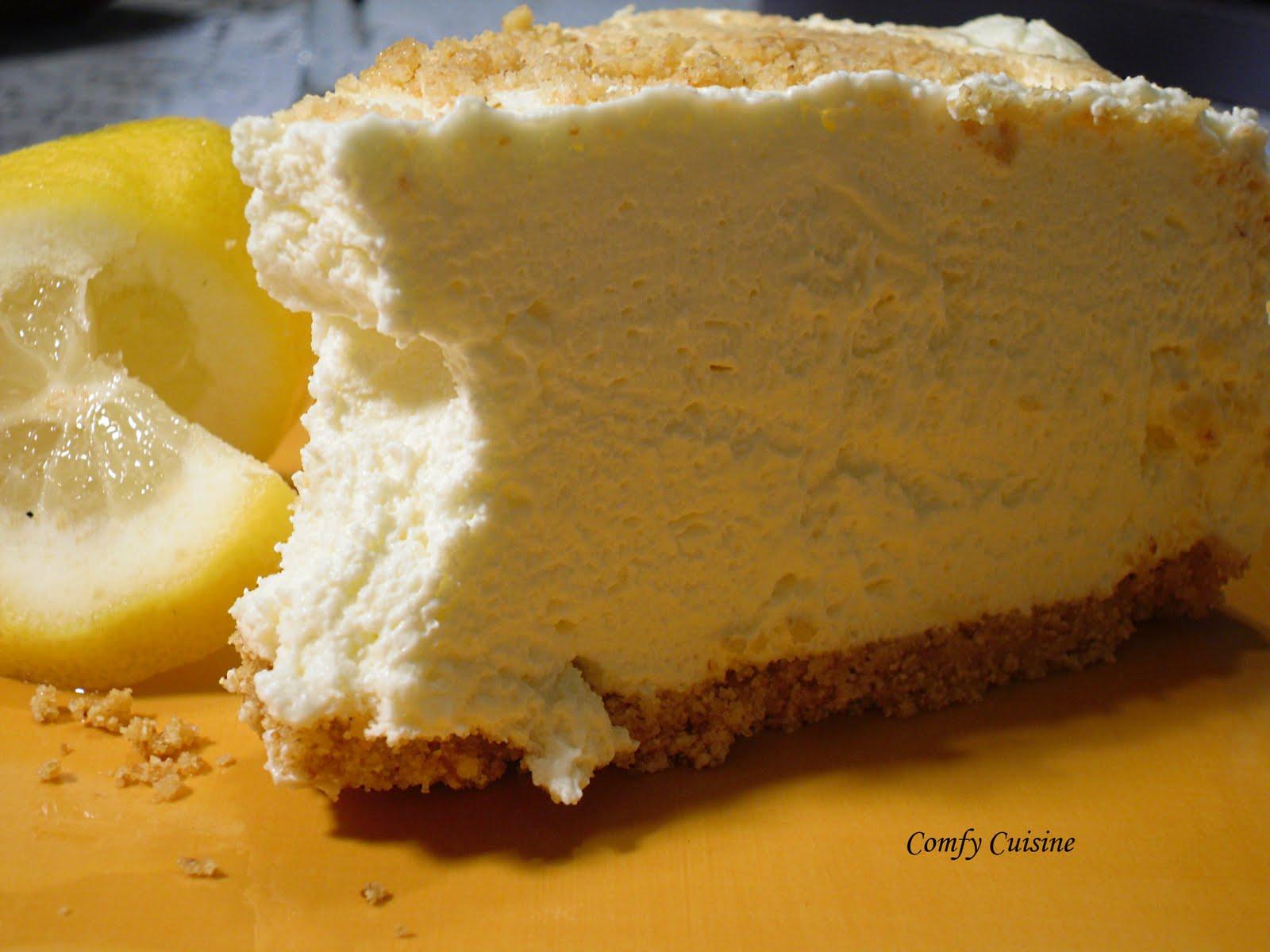No Cook Cream Whip Cheese Cake