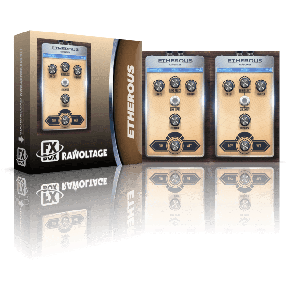 Rawoltage ETHEROUS v1.0 Full version