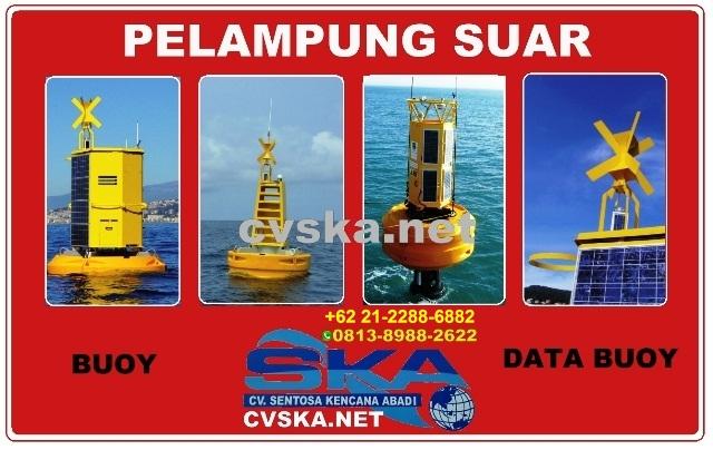 pelampung suar, jenis jenis buoy