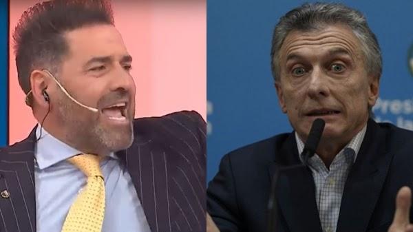 Mariano Iúdica estalló contra Mauricio Macri por la emergencia alimentaria