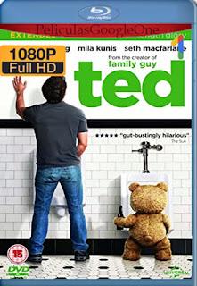 Ted Extended [2012] [1080p BRrip] [Latino-Inglés] [GoogleDrive]